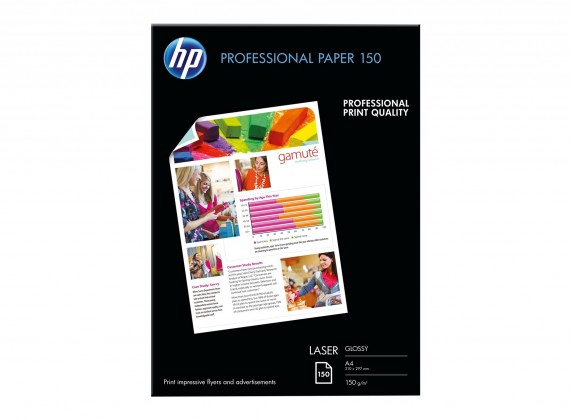 Fotopapír HP CG965A A4, 150g/m2, 150ks/bal