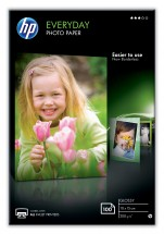 Fotopapír HP Everyday Glossy A4, 200g/m2, 100ks/bal (CR757A)