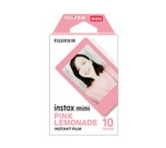Fotopapír pro Fujifilm Instax Mini, 10ks, růžová