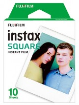Fotopapír pro Fujifilm Instax Square, 10ks