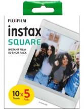 Fotopapír pro Fujifilm Instax Square, 50ks