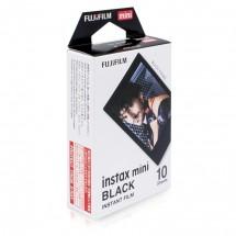 Fotopapír pro Instax Mini, 10ks, černá