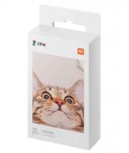 Fotopapír Xiaomi Mi Photo Printer, 20 ks