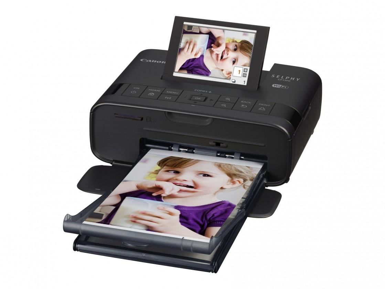 Fototiskárny Fototiskárna Canon SELPHY CP1300 Black