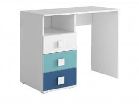 FOX 08 - Pracovní stůl (modrá)