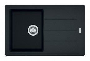 Franke - dřez Fragranit BFG 611-78, 780x500 (onyx)