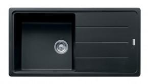 Franke - dřez Fragranit BFG 611, 970x500 (onyx)