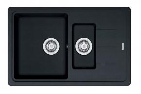 Franke - dřez Fragranit BFG 651-78, 780x480 (onyx)