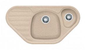 Franke - dřez Fragranit COG 651 E, 960x500 (pískový melír)