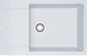 Franke - dřez Fragranit MRG 611-78 BB, 780x500 (bílá-led)