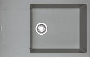 Franke - dřez Fragranit MRG 611-78 BB, 780x500 (šedý kámen)