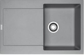 Franke - dřez Fragranit MRG 611, 780x500 (šedý kámen)