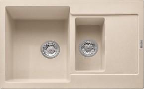 Franke - dřez Fragranit MRG 651-78, 780x500 (pískový melír)