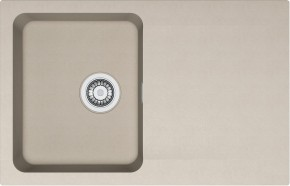 Franke - dřez Tectonite OID 611-78, 780x500 mm (kávová)