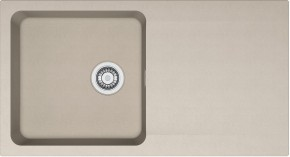 Franke - dřez Tectonite OID 611, 940x510 mm (kávová)