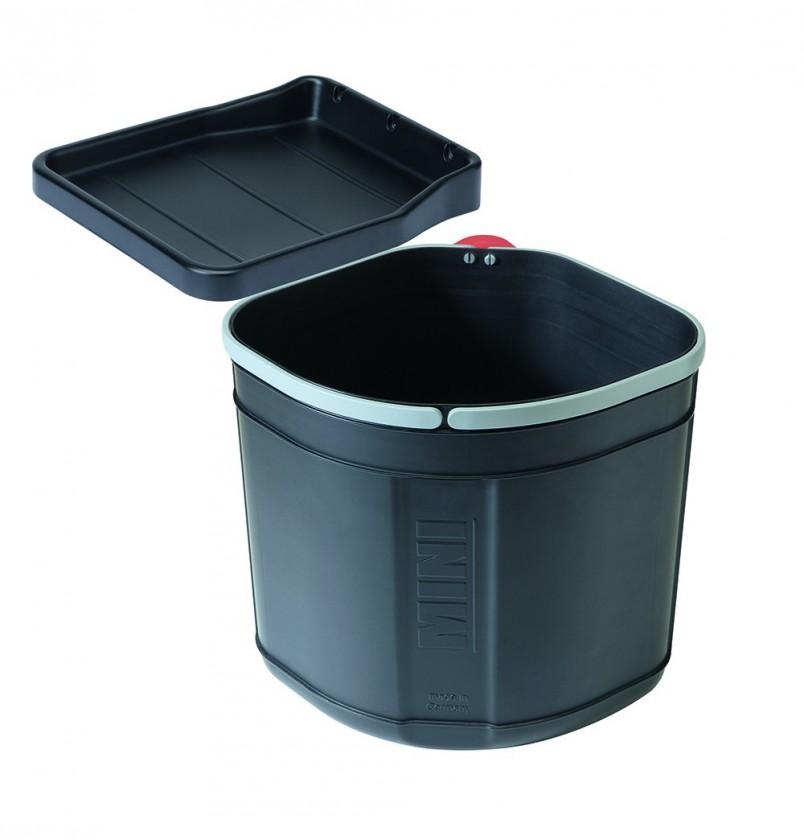 Franke - sorter mini - 17,5 l (černá)