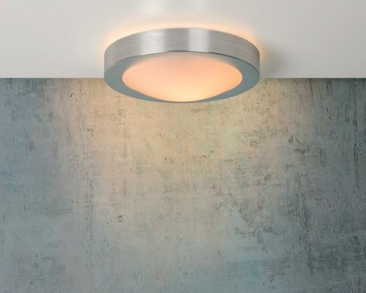 Fresh - koupelnové osvětlení, 60W, E27, 27 cm (stříbrná)