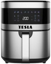 Fritéza Tesla AirCook Q60 XL VADA VZHLEDU, ODĚRKY