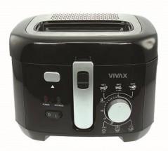 Fritéza Vivax DF-1800B ROZBALENO