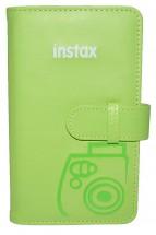 FujiFilm instax fotoalbum Lime