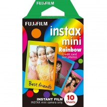 Fujifilm Instax mini Rainbow rámeček 10 ks fotek