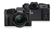 Fujifilm X-T10 Black + objektiv XF18-55mm ROZBALENO