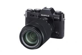 Fujifilm X-T10 Black + objektivy XC16-50mm + XC50-230mm