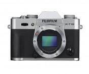 Fujifilm X-T10 Silver (16470312)