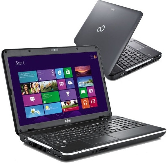 Fujitsu Lifebook AH512 černá (VFY:AH512MPAE2CZ)