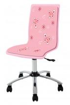 Fun 11 - dětská židle (růžová)