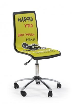 Fun 2 - dětská židle (zelená)