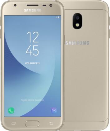 Galaxy J3 2017 LTE gold