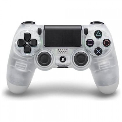 Gamepad Sony PS4 DualShock 4 (Crystal) (PS719801351)