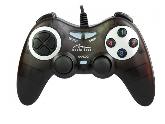 Gamepady Media-Tech MT-1507 Corsair II POUŽITÉ, NEOPOTŘEBENÉ ZBOŽÍ