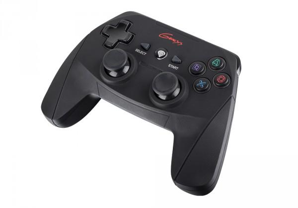Gamepady Natec Genesis PV59 Bezdrátový gamepad pro PC/PS3