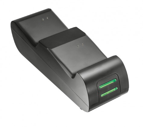 Gamepady pro Xbox GXT 247 Duo Charging Dock suitable for Xbox One