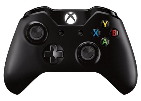 Gamepady pro Xbox Microsoft Xbox One S Wireless Controller black