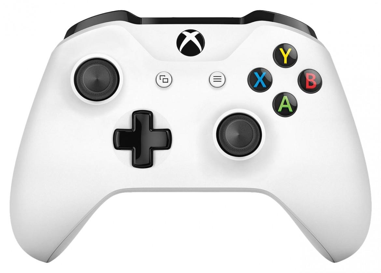 Gamepady pro Xbox Microsoft Xbox One S Wireless Controller white