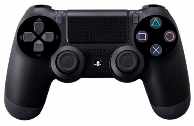 Gamepady Sony PS4 DualShock 4 Black