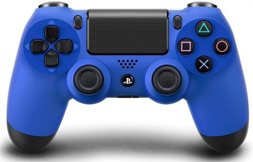 Gamepady Sony PS4 DualShock 4 (Wave Blue) (PS719201397)