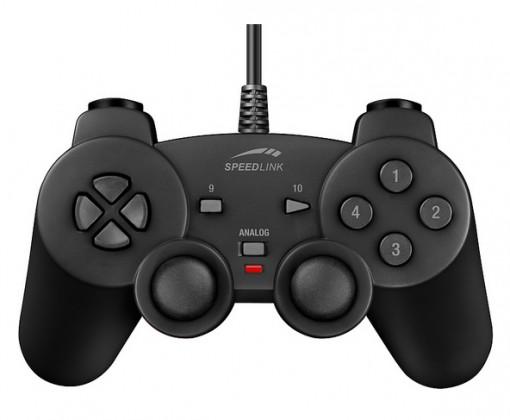 Gamepady Speed Link SL-6535-BK