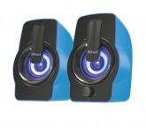 Gemi RGB 2.0 Speaker Set - blue