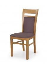 Gerard 2 - Jídelní židle (tmavě hnědá, olše)