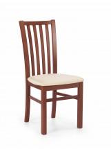 Gerard 7 - Jídelní židle (světle hnědá, třešeň)