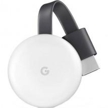 Google Chromecast 3, bílý
