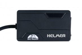 GPS lokátor Helmer LK 512 pro sledování motocyklů a elektrokol OB