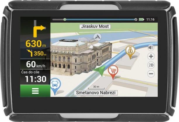 "GPS Motonavigace Navitel G550 4,3"", speedcam, 47 zemí, LM"