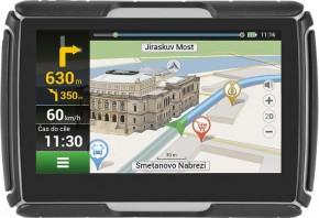 """GPS Navigace 4,3"""" Navitel G550 Moto LM, 47zemí, IP67, Speedcam"""