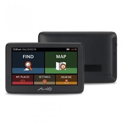 """GPS Navigace Mio Pilot 15, 5"""" doživotní aktualizace"""