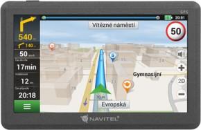 """GPS Navigace Navitel E200 5"""", Truck, speedcam, 15 zemí, LM"""
